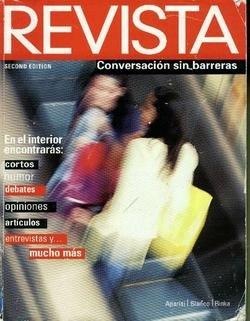 REVISTA: Conversacion sin Barreras: Maria Cinta Aparisi,