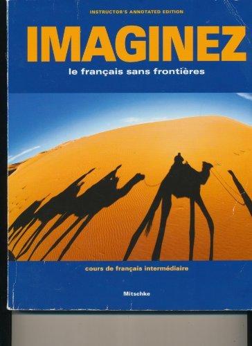 9781600071768: Imaginez Le Francais Sans Frontieres (French Edition)