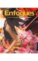 9781600071935: Enfoques: Curso intermedio de lengua espanola - Student Text Package