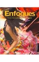 9781600071942: Enfoques: Curso Intermedio De Lengua Espanola (Spanish Edition)