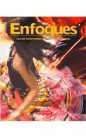 9781600071966: Enfoques: Curso Intermedio De Lengua Espanola (Spanish Edition)
