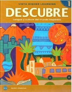 9781600072529: DESCUBRE, nivel 1 - Lengua y cultura del mundo hispánico - Student Edition
