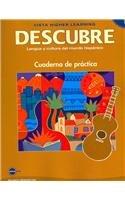 9781600072543: Descubre: Lengua y cultura del mundo hispánico, Level 1, Media Edition