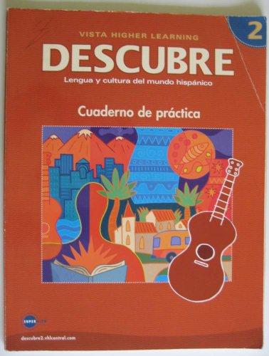 DESCUBRE, Nivel 2 - Lengua y cultura: Blanco, Jose A.;
