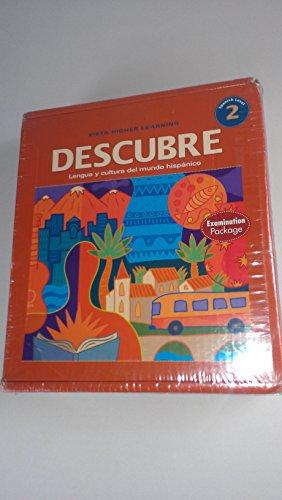 9781600073458: Descubre, Nivel 2 Teacher's Annotated Edition