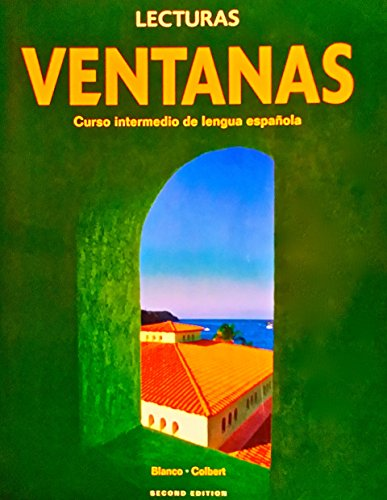 9781600076374: Ventanas Lecturas Supersite Code - CODE ONLY