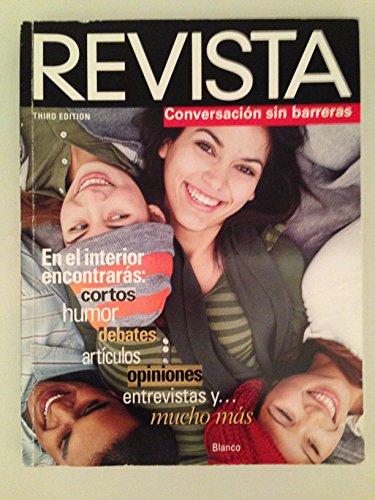 9781600078569: Revista / Magazine: Conversacion Sin Barreras / a Conversation Without Barriers (Spanish Edition)