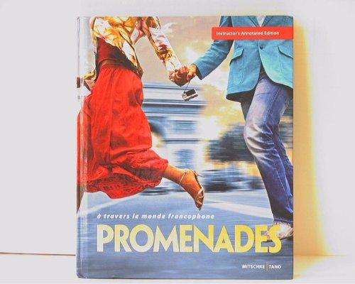 9781600078583: Promenades A Travers le Monde Francophone