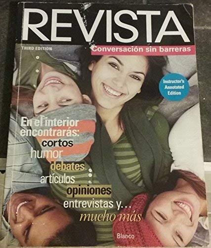 9781600078590: Revista: Conversacion sin barreras, 3rd Edtion