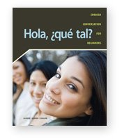 9781600079870: Hola, ¿qué tal? Student Edition, Supersite Code and DVD