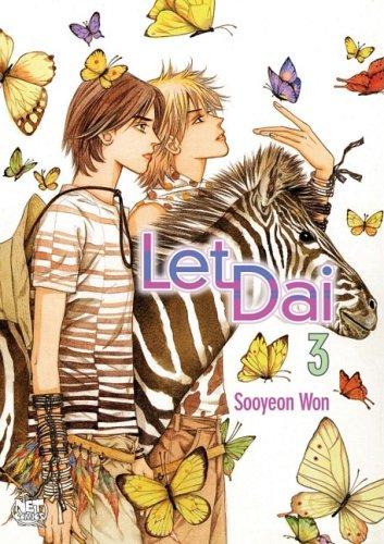 Let Dai Vol. 3 (v. 3): Won, Sooyeon
