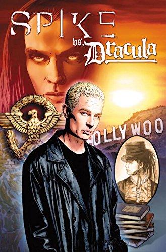 Spike vs. Dracula (1600100120) by Peter David