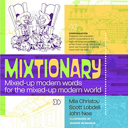 Mixtionary (1600100325) by Mia Christou; Scott Lobdell; John Nee; Shawn McManus
