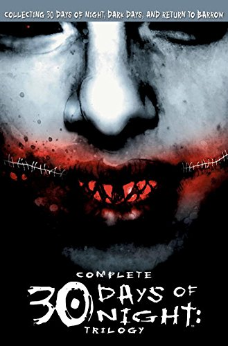 Complete 30 Days Of Night Trilogy: Steve Niles