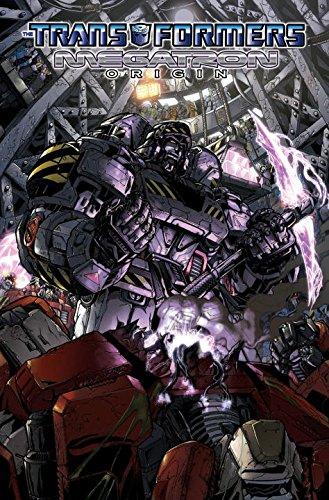 9781600101069: Transformers: Megatron Origin