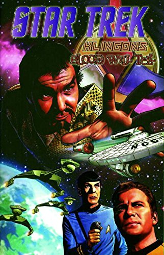 Star Trek: Klingons - Blood Will Tell (Graphic Novel)