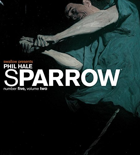9781600101151: Sparrow: Phil Hale Volume 2, Number 5 (Art Book Series)