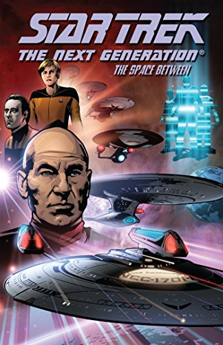 9781600101168: Star Trek: The Next Generation - The Space Between