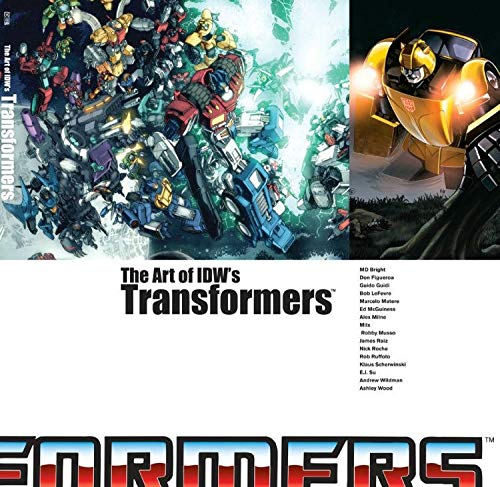 9781600101175: Art Of IDW's Transformers