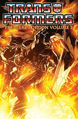 9781600101182: Transformers: Premiere Edition Volume 1 (v. 1)