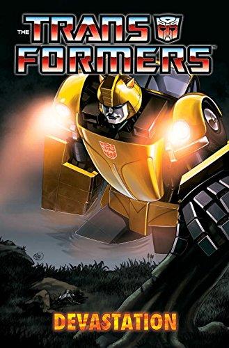 Transformers: Devastation (Transformers (Idw)): Furman, Simon