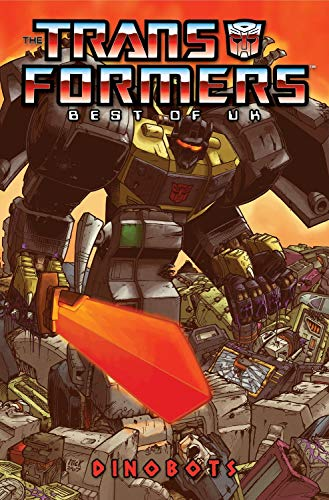 9781600101694: Transformers: Best of the UK - Dinobots