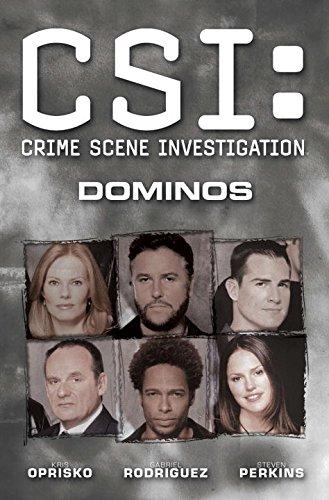 9781600101717: CSI: Dominos (CSI: Crime Scene Investigation)