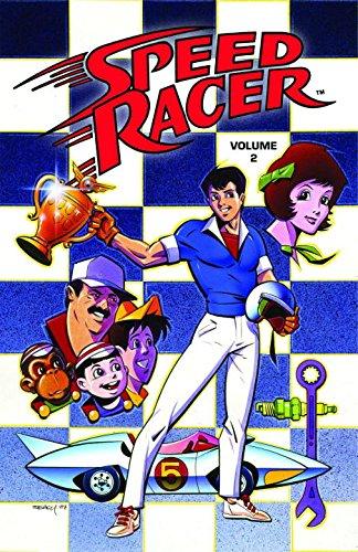 9781600101755: Speed Racer Volume 2 TPB (Speed Racer (Idw)) (v. 2)