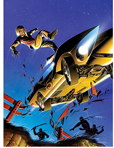 Speed Racer Volume 4 TPB (Speed Racer (Idw)) (v. 4) (1600101771) by Stephen D. Sullivan; Lamar Waldron