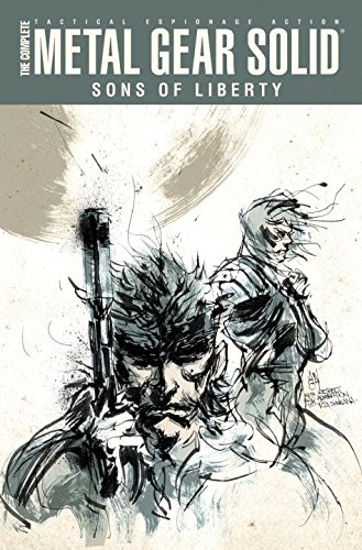 9781600101922: Complete Metal Gear Solid: Sons Of Liberty