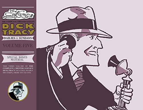 Complete Chester Gould's Dick Tracy Volume 5: Gould, Chester
