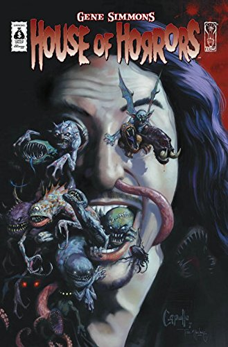 Gene Simmons House of Horrors TPB: Dwight L. MacPherson,
