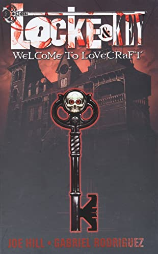 9781600102370: Locke & Key, Vol. 1: Welcome to Lovecraft