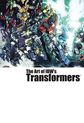 9781600102561: Art of IDW's Transformers