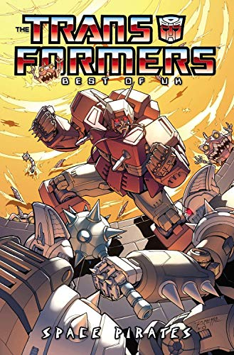9781600102684: Transformers: Best of the UK - Space Pirates