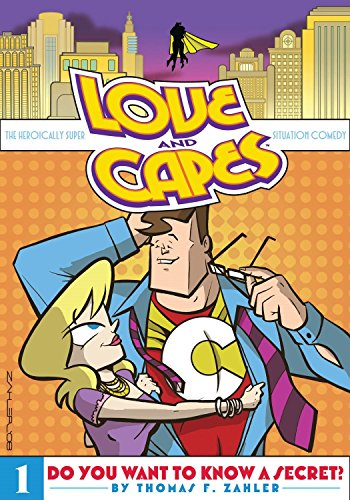 9781600102752: Love and Capes, Vol. 1