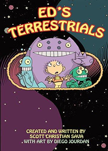 Ed's Terrestrials: Sava, Scott Christian