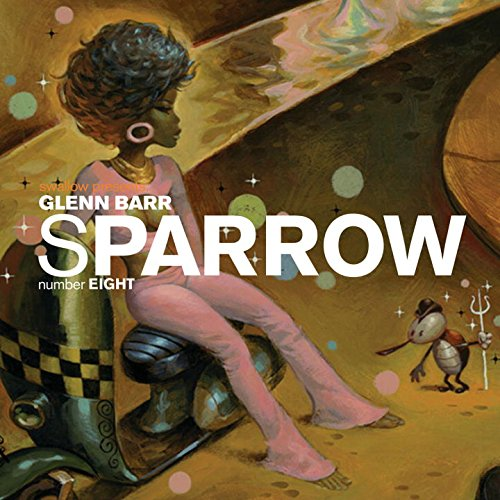 Sparrow Volume 8: Glenn Barr (Art Book): Glenn Barr
