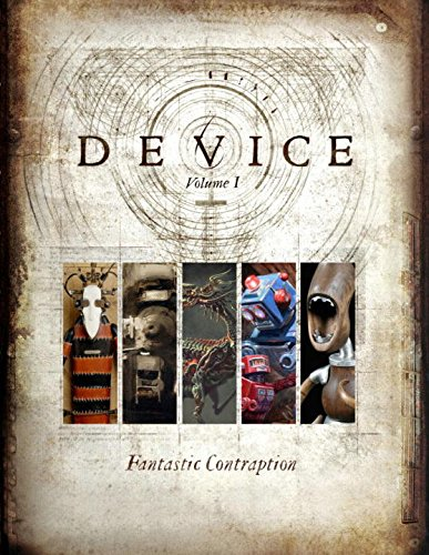 Device Vol. 1 : Fantastic Contraption: Brotherton, Gregory