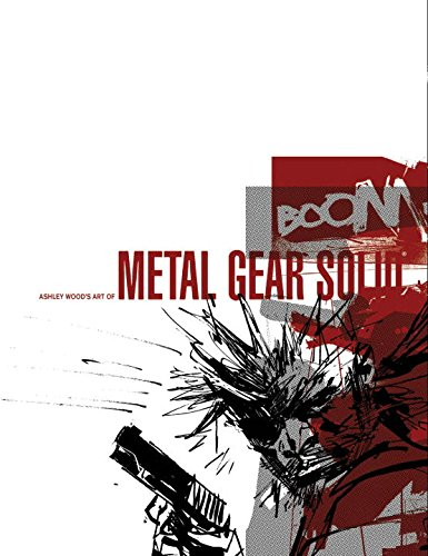 9781600103629: Ashley Wood's Art Of Metal Gear Solid