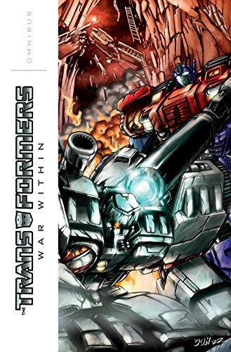 9781600103735: Transformers: War Within Omnibus