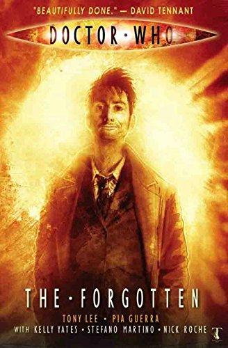 Doctor Who: The Forgotten: Lee, Tony