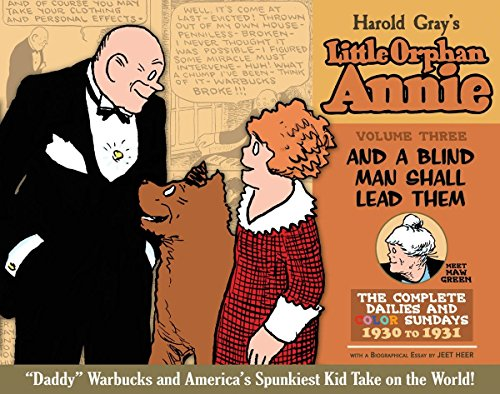 Complete Little Orphan Annie Volume 3: (v. 3)