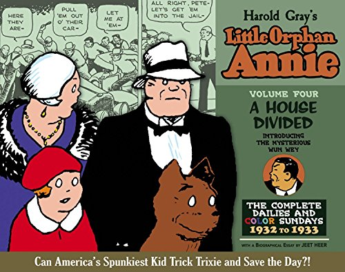 Complete Little Orphan Annie Volume 4: v. 4: Gray, Harold - FIRST EDITION HARDBACK
