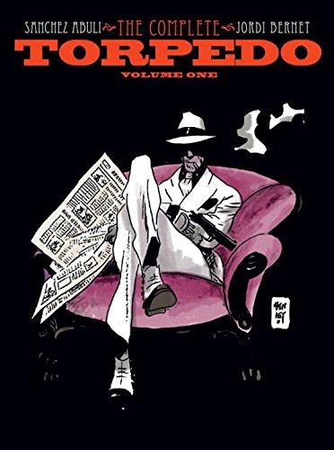 Torpedo Volume 1: Abuli, Enrique Sanchez, Palmiotti, Jimmy