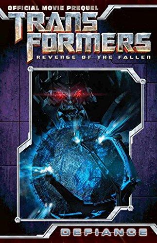 9781600104572: Transformers: Revenge of the Fallen Movie Prequel - Defiance