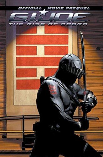G.I. JOE The Rise Of Cobra Official Movie Prequel (160010469X) by Chuck Dixon
