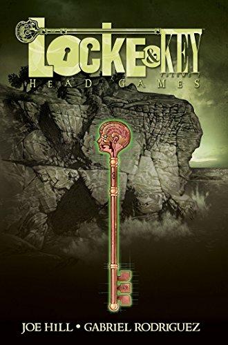 9781600104831: Locke & Key Volume 2: Head Games (Locke & Key (Idw) (Hardcover))