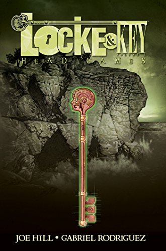 9781600104831: Locke & Key, Vol. 2: Head Games