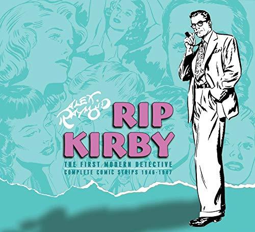 Rip Kirby, Vol. 1: 1946-1948 (1600104843) by Alex Raymond